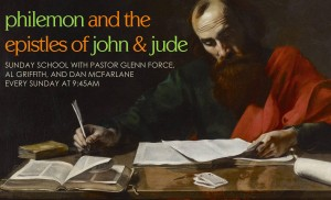 Philemon, Epistles of John and Jude Teaser