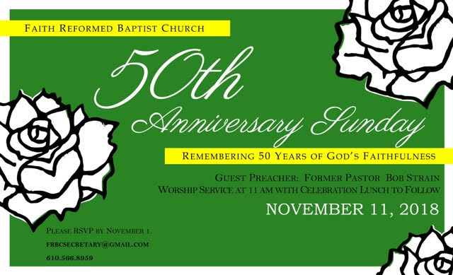 Celebrating 50 Years of Ministry